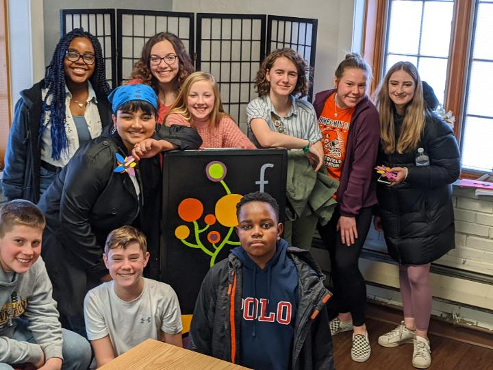 Youth Community Service March 2020